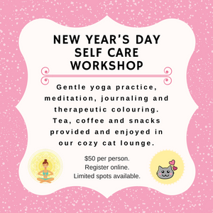 New Year's Day Self Care Workshop