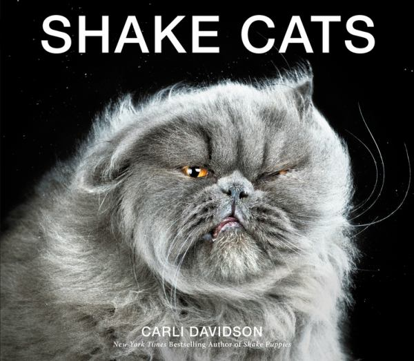 Shake Cats - Coffee Table Book