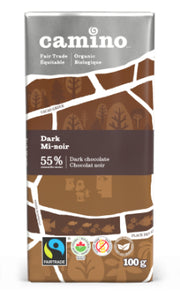 Camino Chocolate Bar