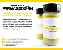 Parmageddon - Vegan Magic