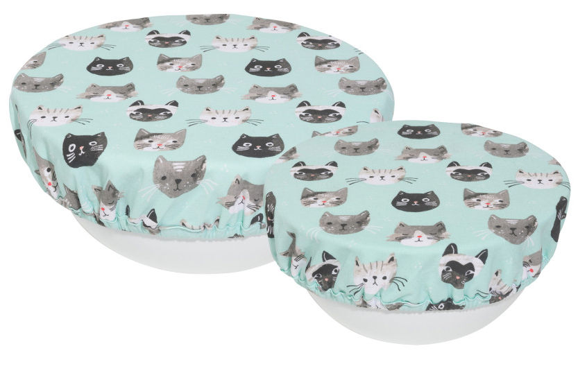 Cats Meow Bowl Covers