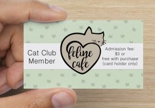 Cat Club Membership