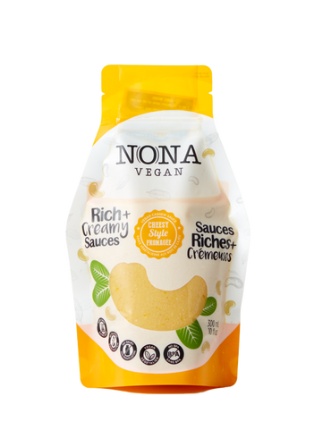 Cheesy Style Sauce - Nona **Refrigerated Item**