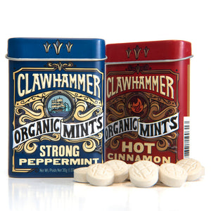 Organic Mints - Clawhammer