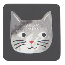 Cat Coasters (set of 4)