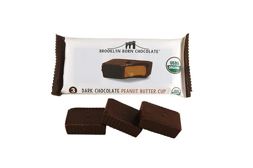 Chocolate Peanut Butter Cups - Brooklyn Born