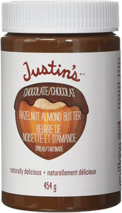 Justin's Chocolate Hazelnut Almond Butter