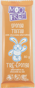 Sponge Toffee Chocolate Bar - Moo Free