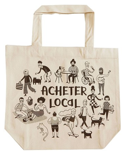Tote Bag - Acheter Local