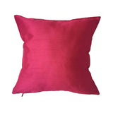 "Lotus Pattern Pillow, Pink -  16"" x 16"""