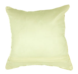 Pillow Embroidered Screen Pattern - 24