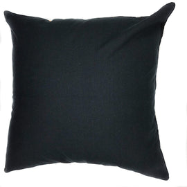 Velvet Pillow - Dark Blue - 24