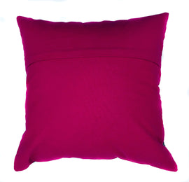 Suzani Style Embroidered Pillow - 20