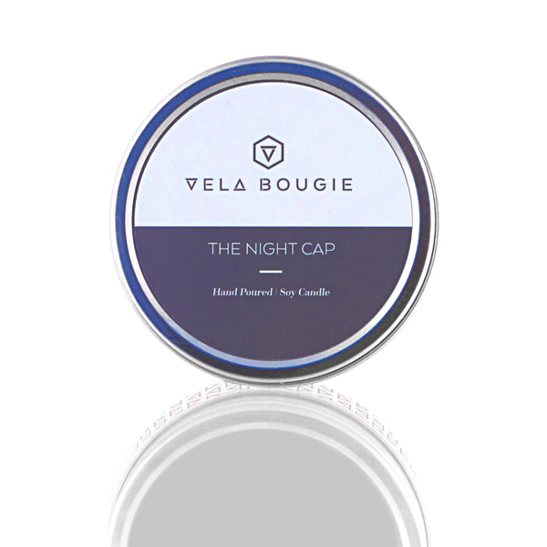 The Night Cap - Travel Tin
