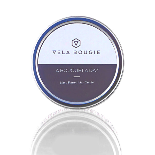 A Bouquet A Day - Travel Tin