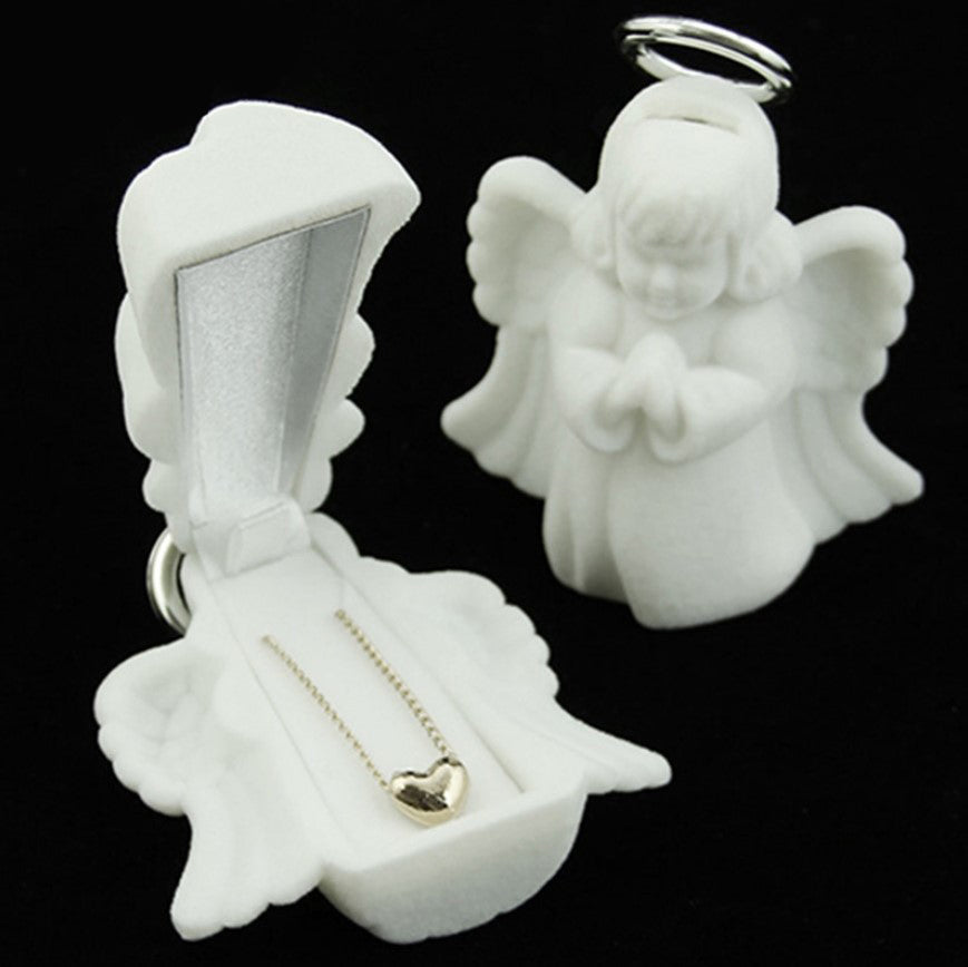 Guardian Angel Jewelry Box