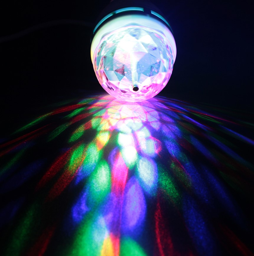 Disco Light Bulb