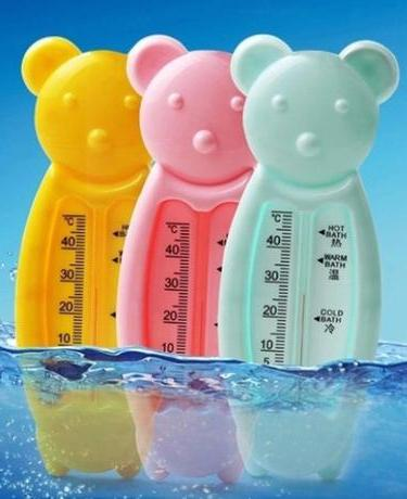Bath Bear Thermometer