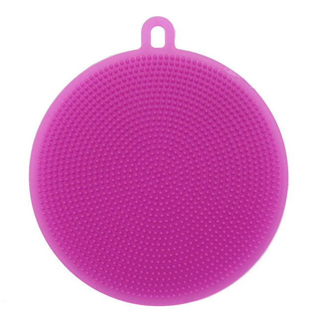 Magic Sponge Silicone Dish Washer