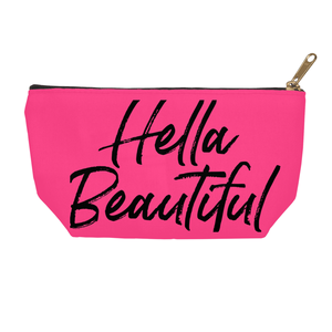 Hella Beautiful -- Accessory Pouch