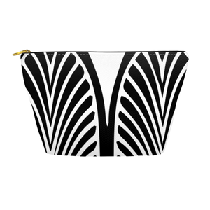 Art Deco Shells -- Accessory Pouches