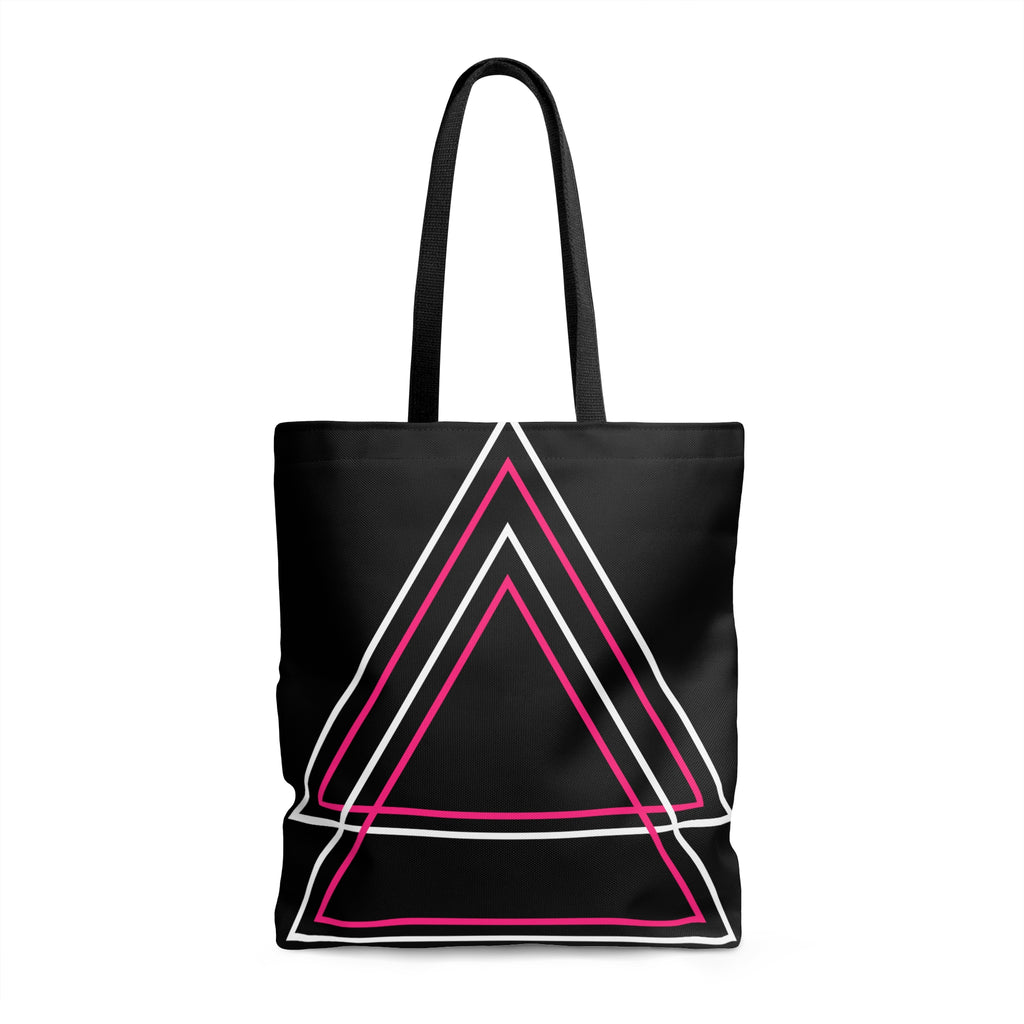 Back to the Future -- Tote Bag (black)