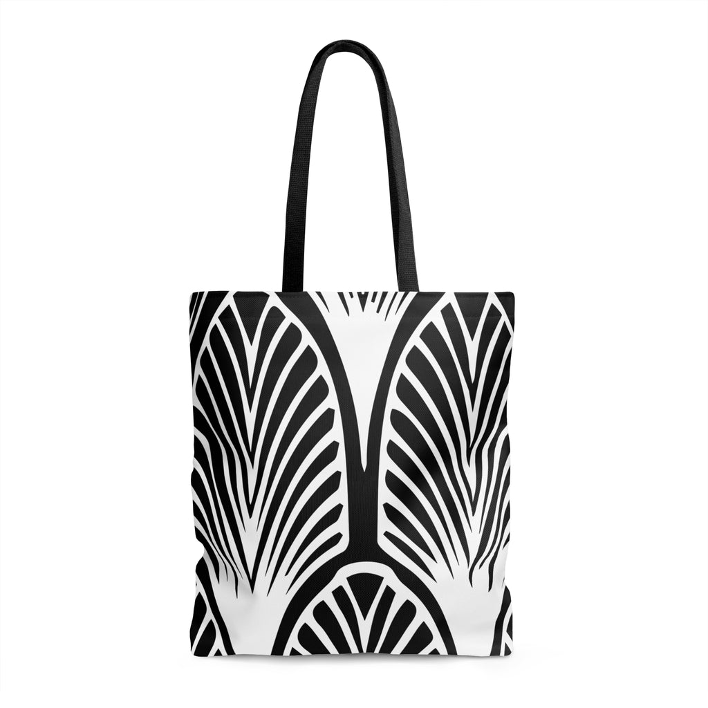 Art Deco Shells -- Tote Bag