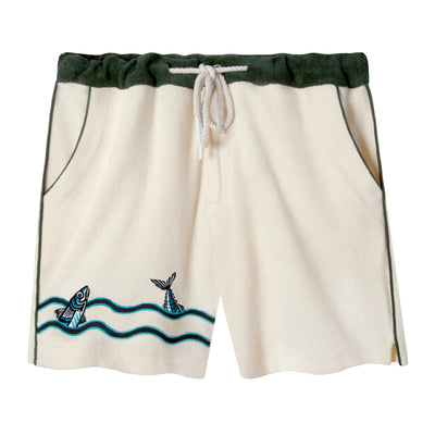 'The Angler' Cabana Shorts