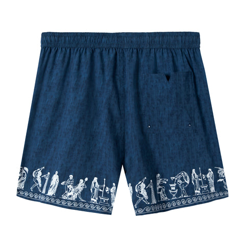 'Bacchanal!' Swim Trunks