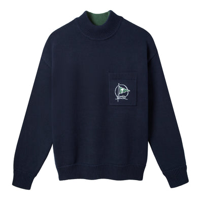 Mariner Sweater (Navy)