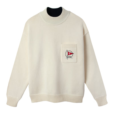 Mariner Sweater (Beige)
