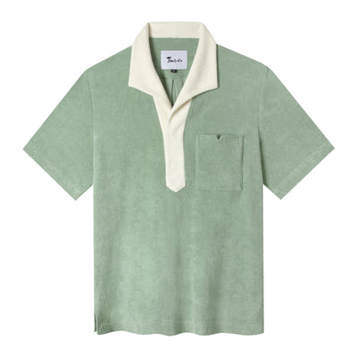 Polo - Green (Terrycloth)
