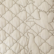 Quilted Jacket de Canard (Sand)