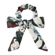 Lurking Jaguar - Scrunchie (White)