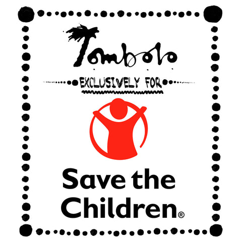 'Save the Children x Tombolo' Cabana