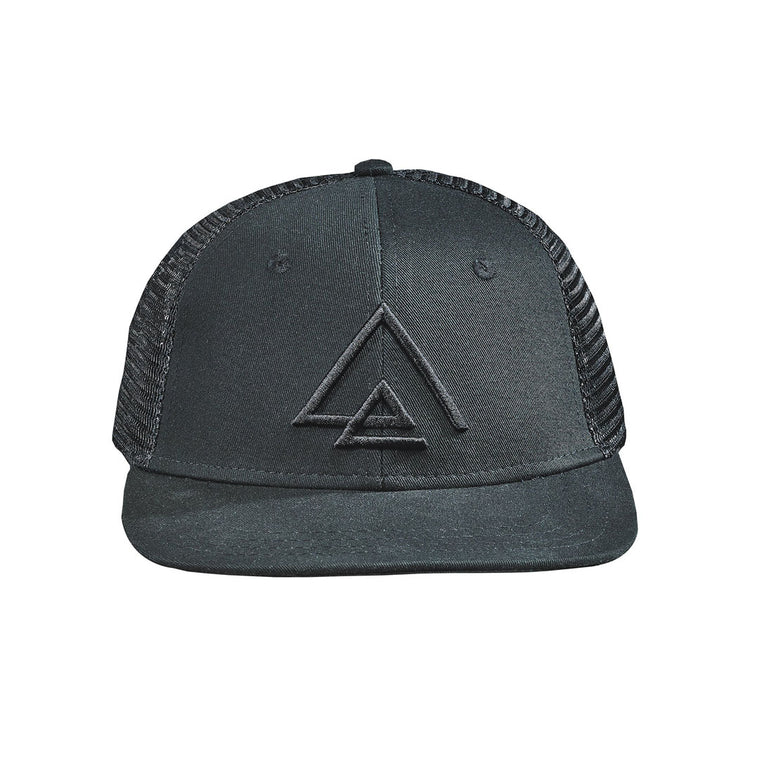 North Point Adjustable 6 Panel Hat With Mesh