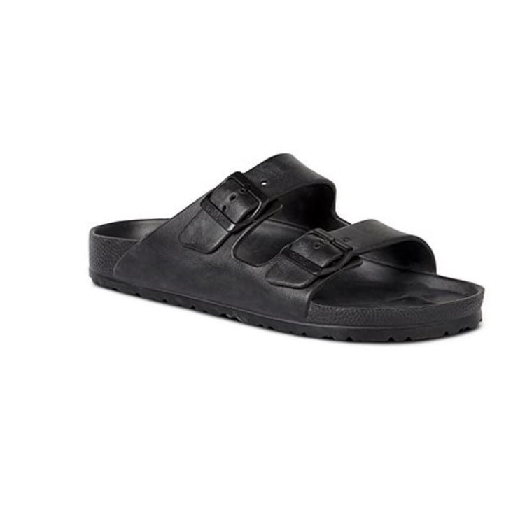 FarWest Men's Sorrento Slide Sandals