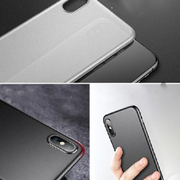 APPLE iPhone XR Baseus Luxury Phone Case Ultra Thin Slim Back Cover (Wing Series)