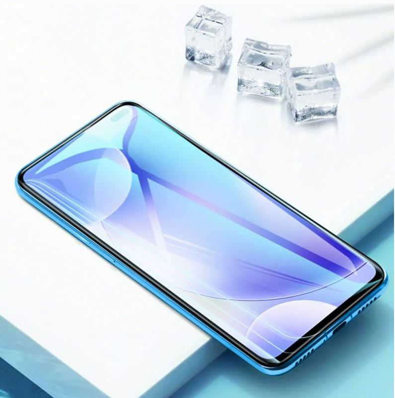 100% Original VIVO V19 Curved Tempered Glass Screen Protector