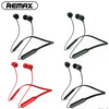 RB-S17 Bluetooth Sport Magnetic Earphone Neckband Wireless Headphones with MIC Noise Canceling Headphone