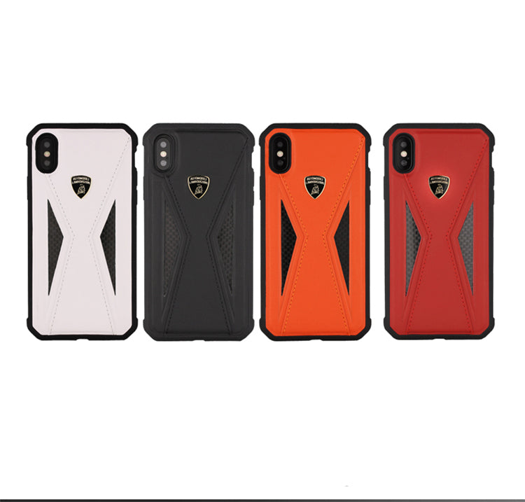 iphone xs case lamborghini