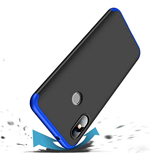 Samsung Galaxy M20 360 Degrees Ultra Slim Protective Hard Case