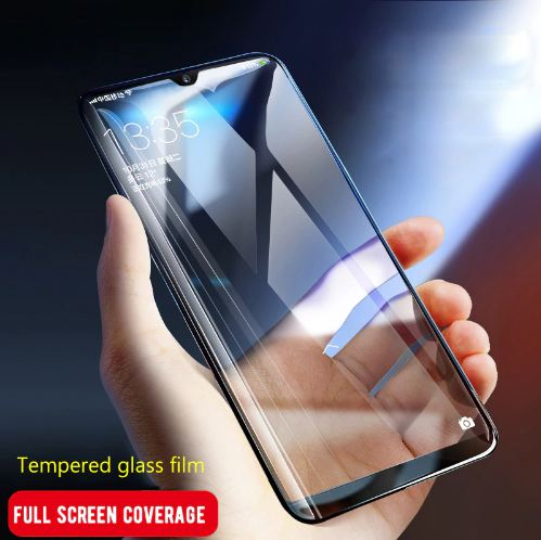 Original Samsung Galaxy A20 5D Curved Screen Gorilla Armour Tempered Glass