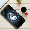 Apple iPhone X/XS Ultra Slim Toughened Yin Yang Good Luck Glass Case