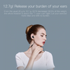 100% Original QCY Bluetooth Wireless Lightweight  Sports Earphones Built-in Microphone