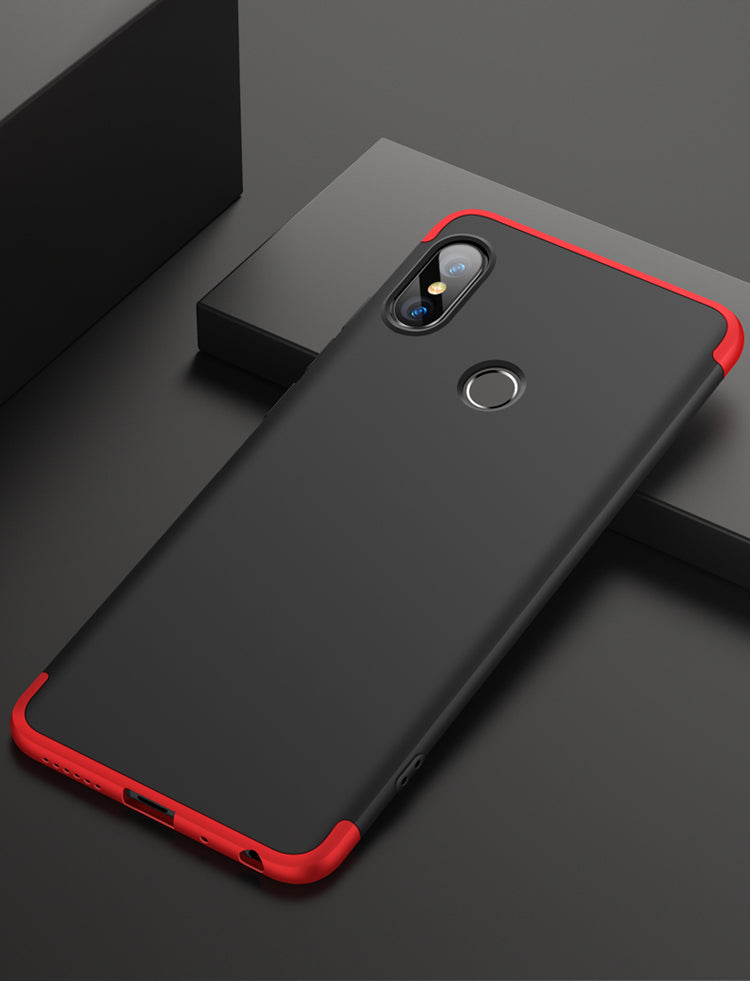 Redmi Note 5 Pro 360 Degrees Ultra Slim Protective Hard Case