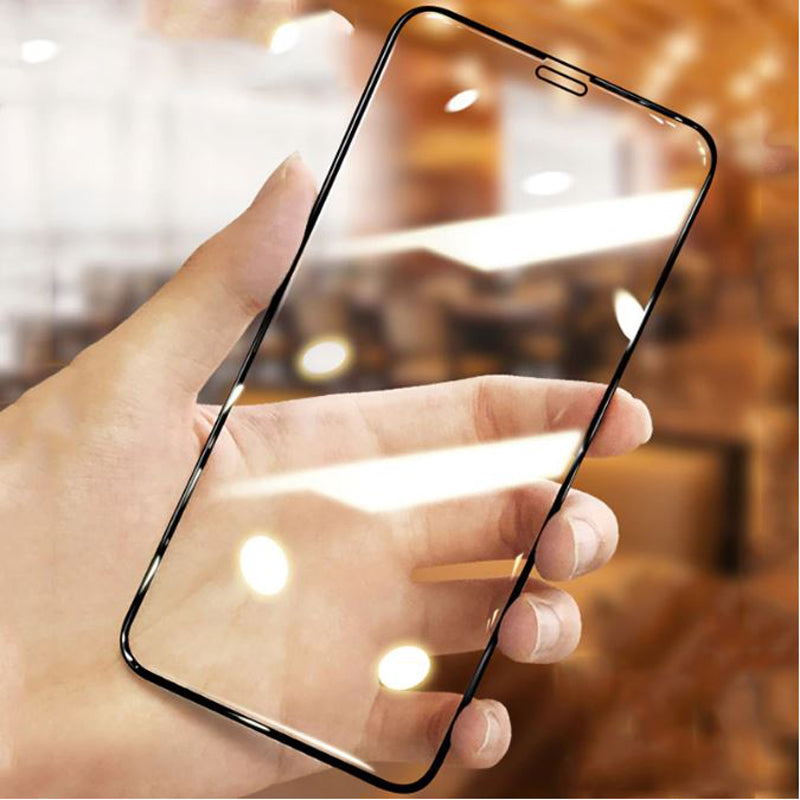 100% Original iPhone 11 Pro 5D Curved Tempered Glass Screen Protector