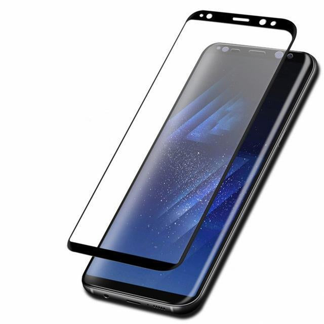 Samsung Galaxy A9 (2018) Official 6D 100% Original Curved Tempered Glass Screen Protector
