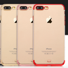 Apple iPhone 7 Plus Slim Metallic Electroplating High Quality TPU Case