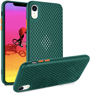 Apple iPhone XR Ultra Slim Breathable Dot Series Flexible Case